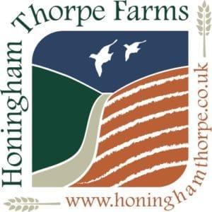 Honingham Thorpe Farms logo 2020