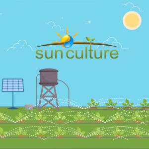 Sunculture - Irrigation as a service to unlock African potential