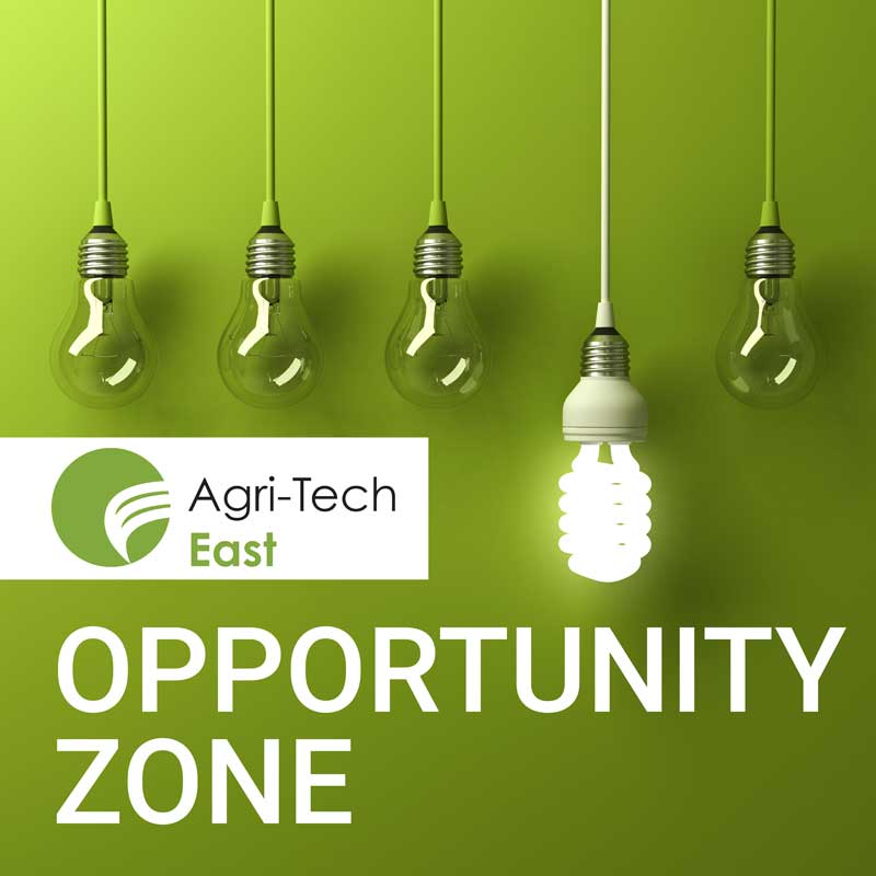 Opportunity Zone for jobs and careers in agriculture and agri-tech