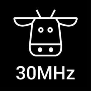 30MHz Smart sensors for industry-grade insights web