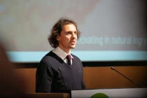 Alex Novitskiy, Nova Extraction, in the REAP 2018 Start-Up Showcase