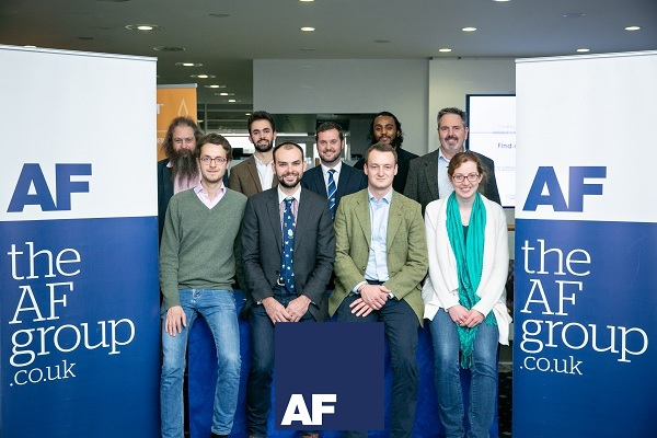 Exhibition - recipients of the AF bursary