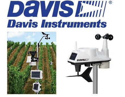 Prodata take on new role as direct importer for Davis Weather Stations.
