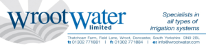 wroot water logo
