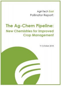 Ag-Chem Pipeline - new chemistries for improved crop management