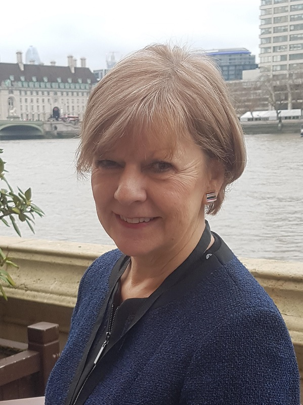 Baroness Jones, Chair of RoCRE board web