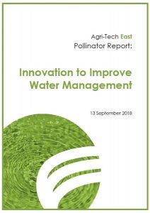 Innovation to Improve Water Management