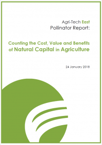 Counting the Cost, Value and Benefits of Natural Capital in Agriculture