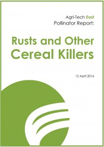 Rusts and Other Cereal Killers