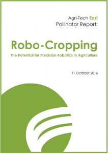 Robo-Cropping: The Potential for Precision Robotics in Agriculture