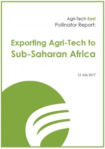 Exporting Agri-Tech to Sub-Saharan Africa