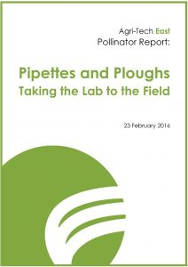 Pipettes and Ploughs – Taking the Lab to the Field