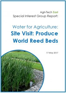 Produce World Reed Bed visit