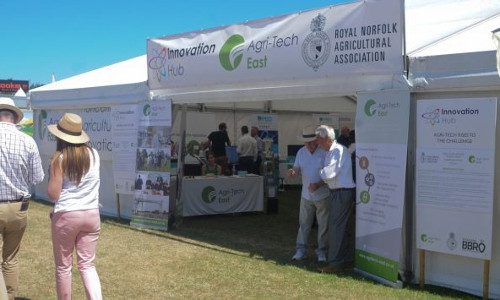 Royal Norfolk Show – Innovation Hub