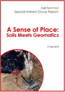 A Sense of Place: Soil Health Meets Geomatics