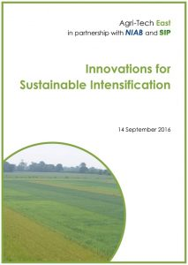 Innovations for Sustainable Intensification
