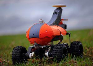 Small Robot Company - Tom monitoring robot prototype