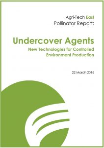 Undercover Agents: New Technologies for Controlled Environment Production