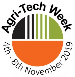 Agri-Tech Week 2019 logo (circle)