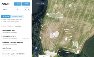 DroneDeploy integrates with fieldmargin