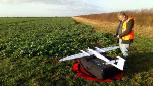 Humingbird Trinity drone