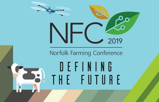 Norfolk Farming Conference 2019