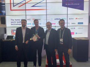 Hummingbird Technologies wins Best British Tech Startup 2019 award