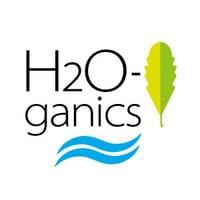 H2O-ganics logo colour