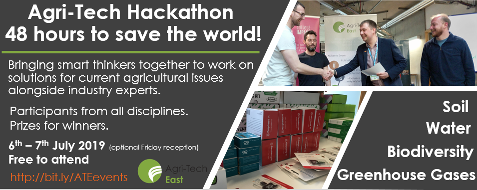 Agri-Tech Hackathon - 48 hours to save the world! - Agri