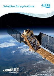 Satellites for Agriculture report