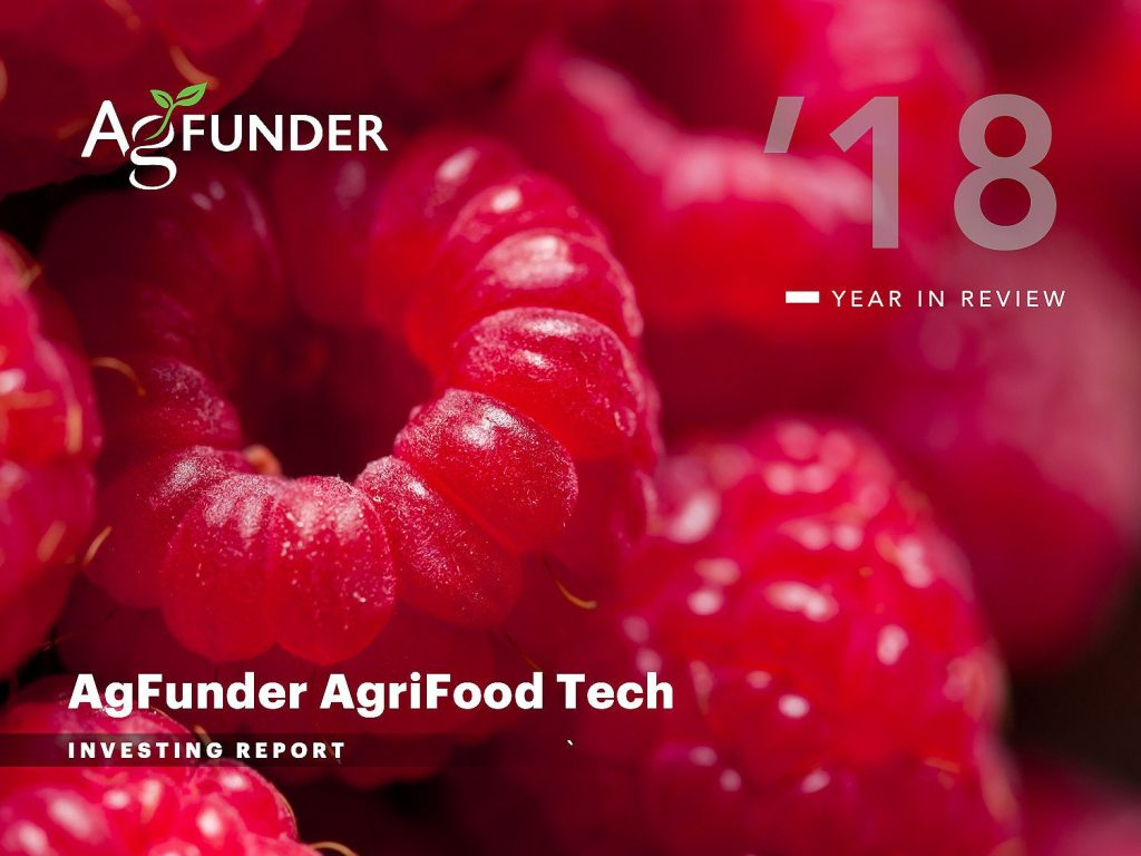Agfunder report