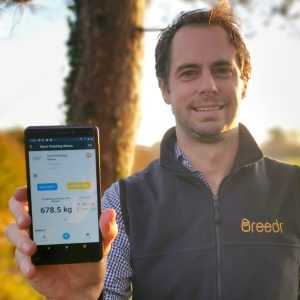 Breedr co-founder and CEO Ian Wheal