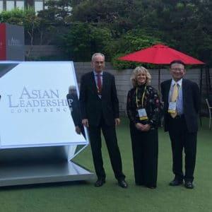 The Asian Leadership Conference 2019 - Korea