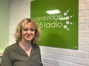 Belinda Clarke on Cambridge 105 - GROW agri-hackathon