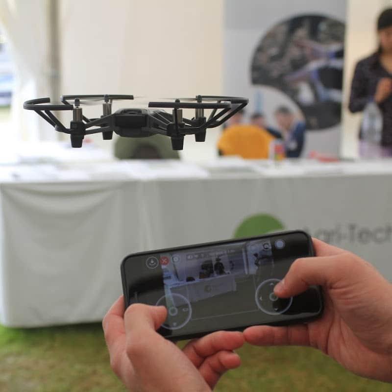 Drone AG at RNS 2019 2