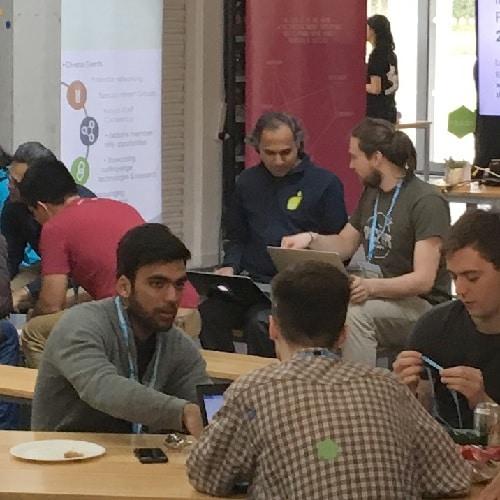 Hackathon teams