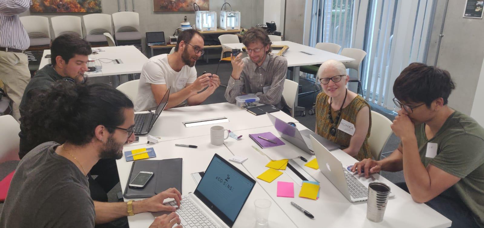 EcoSense - GROW agri-hackathon
