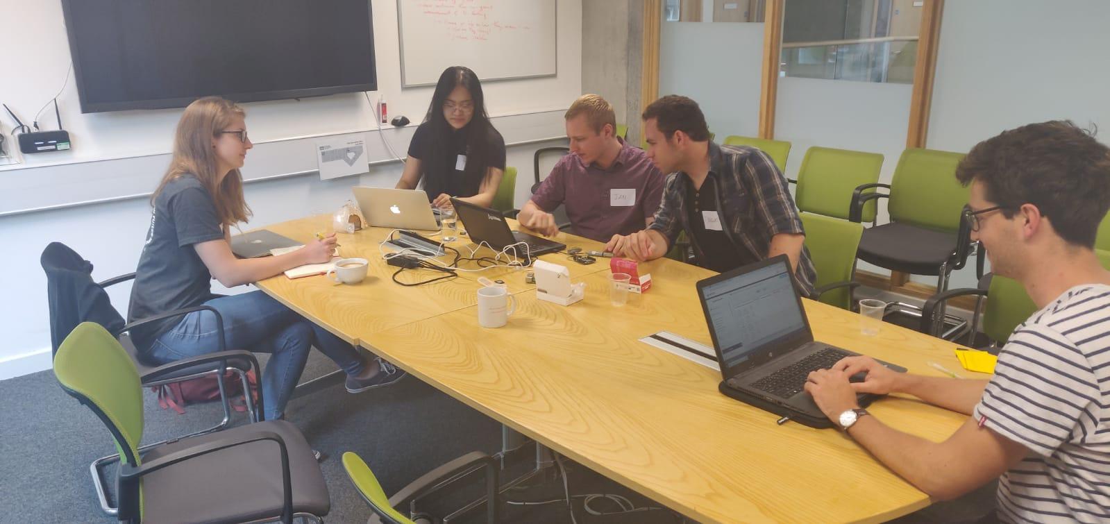 Geodragons GROW agri-hackathon