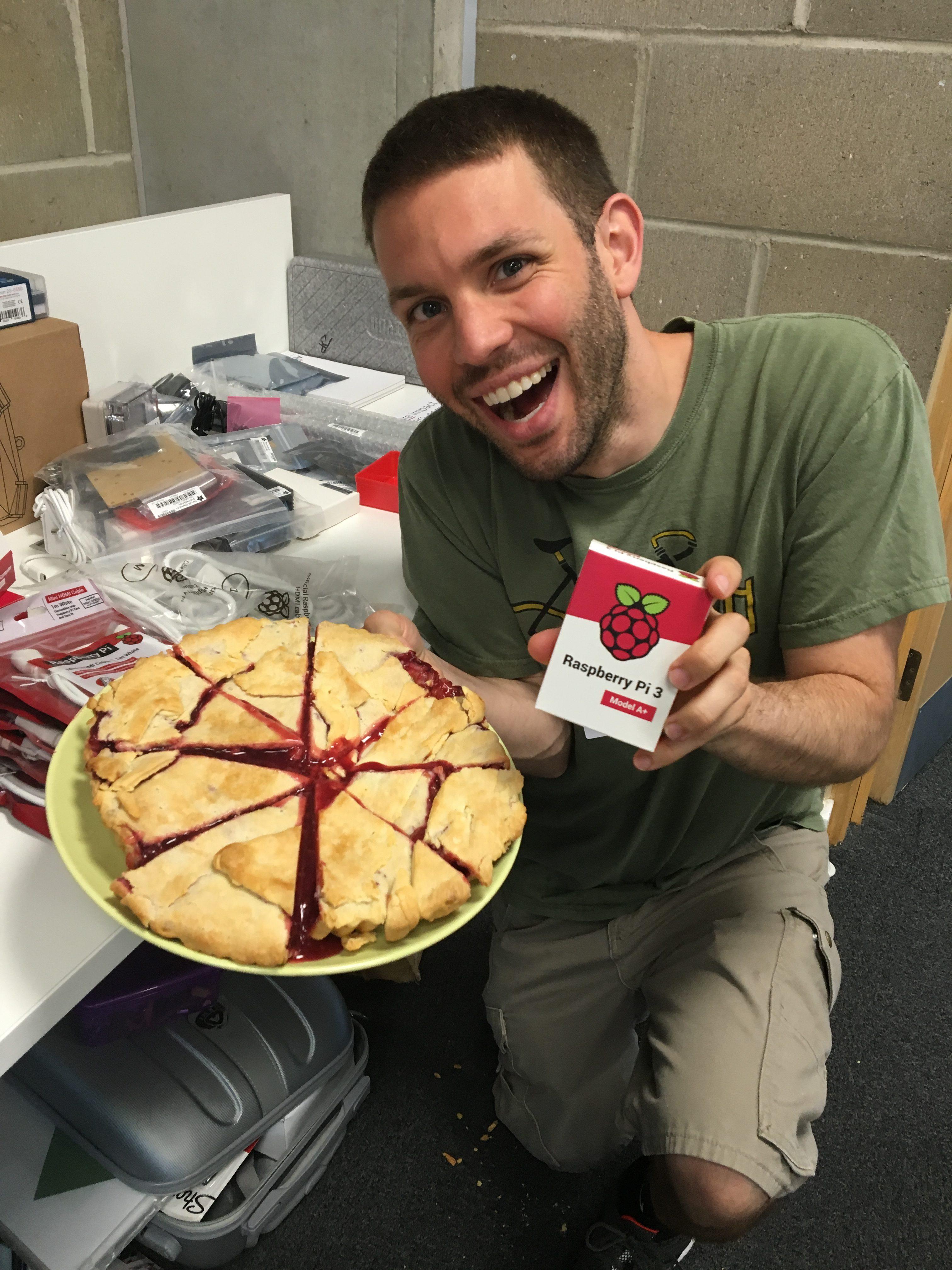 Raspberry Pies
