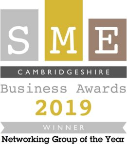 SME Award winner - Networking Group of the Year 2019