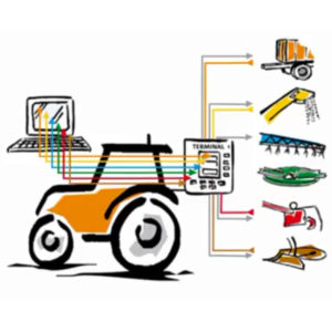 ISOBUS connected agri-tech, courtesy of AEF