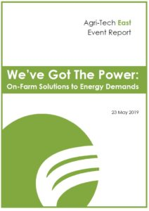 We've Got the Power; On-Farm Solutions to Energy Demands