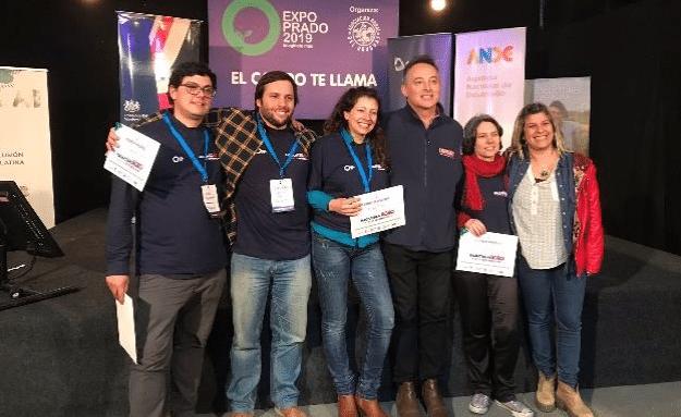 Hackathon Agro winners 2019