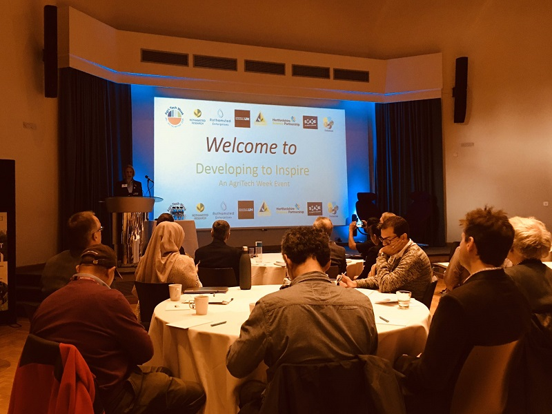 ATW 2019 - Developing to Inspire - welcome