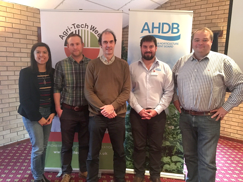 Agri-Tech Week 2019 -Irrigation and evaporation Group shot