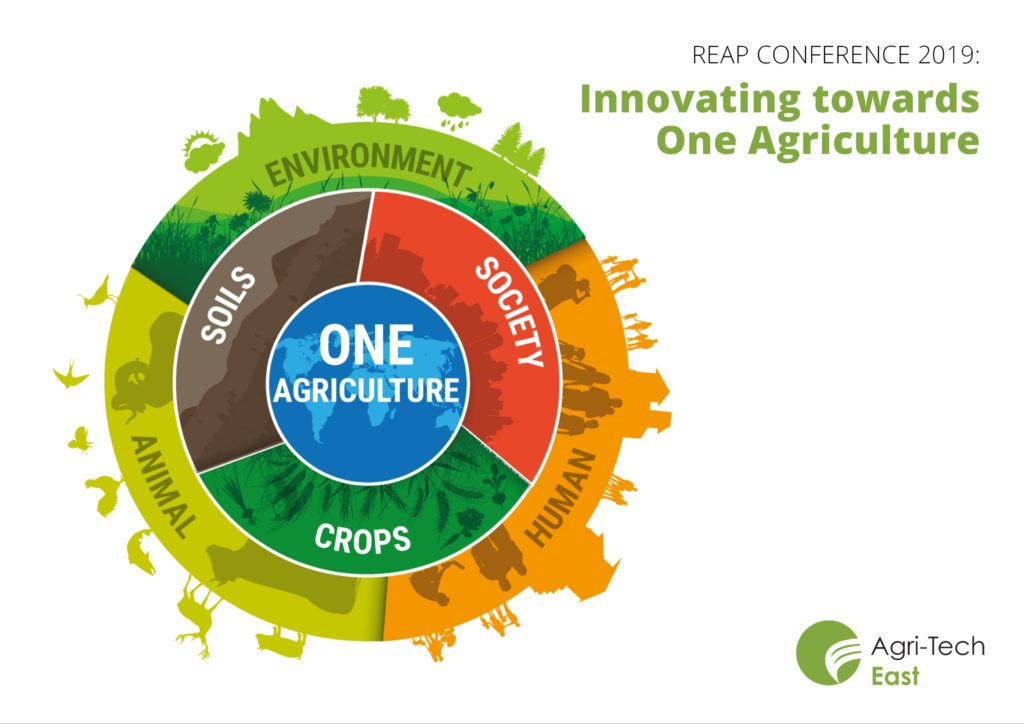 REAP 2019 report: Innovating towards One Agriculture