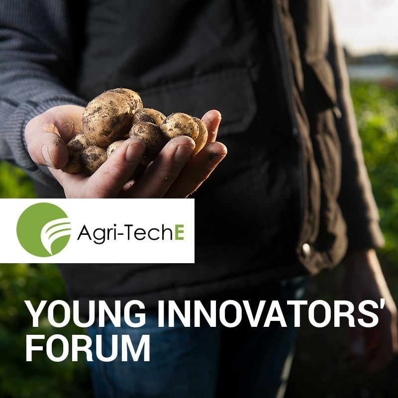 Agri-TechE Young Innovators' Forum