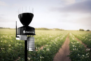 Sencrop Ag Weather Gauge