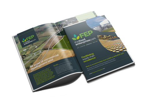 Food Enterprise Park brochure