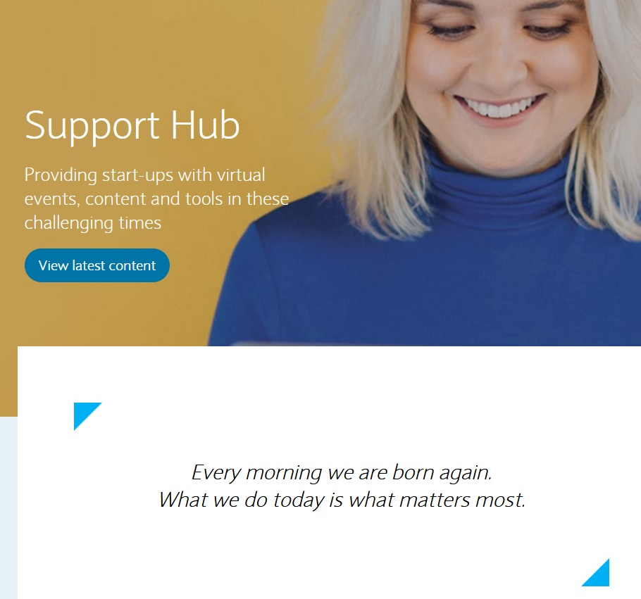 Barclays Eagle Labs resilience hub